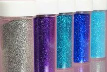 Glittery Goodness / Can't Go Wrong with Glitter!