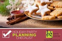 Company Holiday Party Ideas