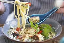 Oodles of Noodles / by Barb Pinfield