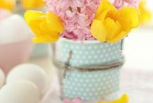 DIY Creative Projects / functional crafts for the home with basic crafting papers and products
