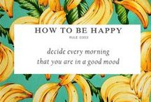 Ways to Find Happiness / Find ways to be #happy and find #happiness in your life