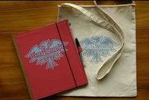ConQuest Adventure Journal / Journal designed to store all your thoughts and stuff.