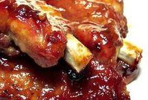 Recipes-Pork/Ham / by Tammi Burcham