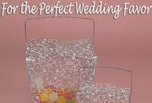 Wedding Supplies / Fun, cute, and creative ideas for weddings. Find products and supplies to complete these looks too. From the ribbon on the bouquet, to the favors on the tables, to the embellishments for the invitations, and everything in between, find wedding supplies and get great ideas!