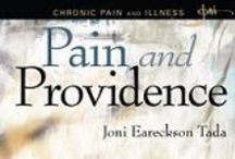 Chronic Pain and Illness / Encouragement and resources for those who deal with chronic pain and illness. / by Joni and Friends