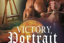 Victory Portrait / The fourth book in the Pride of Uttor series will be MM and feature the romance of enslaved royal Peta Kordeun and the victorious Uttoran general Darius Arrento. Published April 2016.