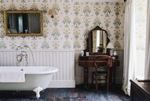 h o m e // bathroom / by Anne | Inspire Styling