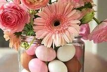 """Have a """"Hoppy"""" Easter! / Easter crafts and DIYs that your family will love!"""