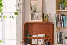 Home Decor / Tips, tricks and guides and inspiration for home decor improvement, DIY projects,  and other fun stuff for improving your home style, redecorating, and creating a space that feels totally you.