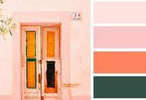 Color Palettes / Color Palettes to inspire.