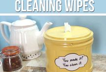 Green, Non-Toxic Cleaning Board / Chemical free and natural, organic, clean, green, healthy cleaning recipes.