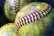 Softball....oh the memories.. / by Robyn Novak Pervin