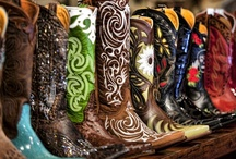 Boots & other shoes / by Robyn Novak Pervin