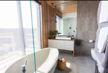 Good looking bathrooms / Ideas and inspiration for tiling and styling in modern bathrooms from Beaumont Tiles