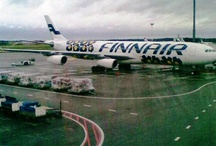 Finnair / The best airline in the world, no doubt. :)