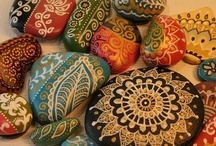 Painted Rocks / by Robyn Novak Pervin