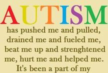 Inspiration / Autism is a journey, a marathon not a sprint. Platitudes don't make living with autism easier, make our child sleep more or have friends or stop biting, but some tidbits of wisdom can help us remember that this is our one life. We were given a path, but how we make the journey is up to us.  www.AutismCommunityStore.com