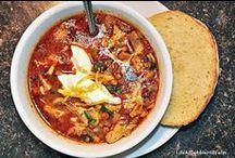Soup Recipes / Delicious homemade soup recipes!!