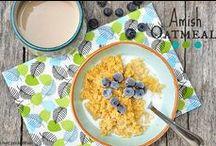 Breakfast Ideas / Recipes for a delicious breakfast