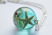 Nautical Accessories / Keeping a piece of the ocean close to your heart.