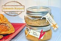 DIY Homemade Food Gifts / Making food gifts for giving