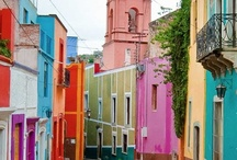 Architecture with Color / Color used to Perfection