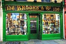 Stop @ a Shop / Bars, coffee shops, bakeries, eateries, bookshops