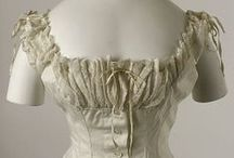 Corsets & Crinolines / Antique & vintage costume & fashion / by Betty and Violet