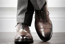 The Stylish Man - Shoes / by Bobby Singh