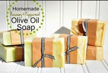 DIY Homemade Bath & Body / All-Natural homemade recipes for bath and beauty products.