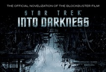 Star Trek: Into Darkness / As these valiant heroes are propelled into an epic chess game of life and death, love will be challenged, friendships will be torn apart, and sacrifices must be made for the only family Captain Kirk has left: his crew. #StarTrek