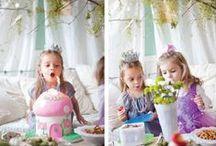 Little Kid's Party Ideas