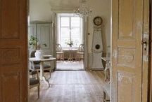 Swedish Style / Inspiring images of Nordic interiors... / by Betty and Violet