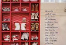 Decor - Collections & Vignettes / Collections, how they are displayed & other lovely groupings
