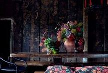 Decor - Boho / Bohemian, colorful, funky, decor