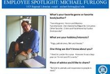 National Library Week 2014 Employee Spotlights / In honor of National Library Week, we are spotlighting all our fabulous DSC Library employees.  If you need any assistance at all, please don't hesitate to ask.