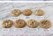 Recipe Love: Chocolate Chip Cookies