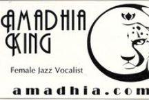 Amanda King / Female Jazz Vocalist