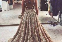 • Gala / Formatura  (Prom), casamentos , festas elegantes e etc