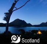 Slow adventuring | Scotland / Slow adventurous experiences in Scotland