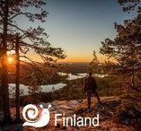 Slow adventuring | Finland