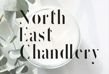 North East Chandlery Aromatherapy Candles / Aromatherapy Candles handmade in Aberdeen using natural and sustainable ingredients | 100% Essential Oils | Soy Wax