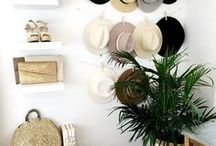 || organize / a tidy home makes a tidy mind ☀️ tips and inspiration on creating and keeping a clutter free home.