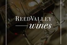 ReedValley Wines / We keep our wine lots separate throughout fermentation and aging. The final blending are performed right before bottling, once the wines have evolved to reveal their true character and complexities. The results are reds that are dark and spicy, yet elegant, and fresh and fruity whites, perfect for everyday enjoyment.