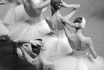 A graceful ballerina