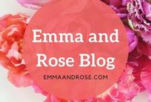 Emma and Rose: Fitness Tips, Tools, Freebies & Resources / On this board you will find resources for women who want to get fit, be stronger, and look and feel their best.  Hi! I'm Lynn, creator of Emma and Rose. I help busy moms like you who want to lose weight and get fit by showing you how to set and achieve your weight loss and fitness goals through exercise and healthy eating.  Visit Emma and Rose at https://www.emmaandrose.com to learn more about how you can started.
