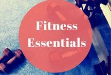 Fitness Essentials / Emma and Rose brings you fitness essential tips.