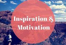 Inspiration & Motivation / Emma and Rose brings you inspiration and motivation.