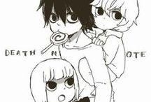 Death Note arts