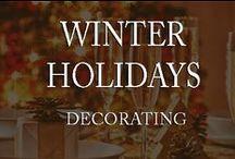 Winter Holidays Decorating